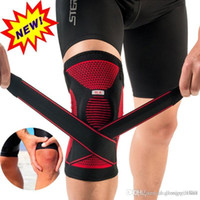 Knee Pads Volleyball genou manches élastiques genou Brace support réglable sports Bandage Protector Basketball genouillères kneecover