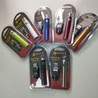Nieuw product 650mAh voorverwarmende batterij 650VV Metrix variabele spanning 3.4V ~ 4V CE3 V-vape pen 510 draad voor slanke vape-cartridges