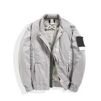 Topstoney 2020konng Gonng Nuevo otoño e invierno Casual Casual de algodón de moda de la marca de la marca de la chaqueta hinchada.