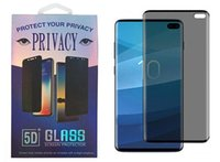 Privacy Tempered Glass 3D Anti Spy Case Friendly Screen Protector for Samsung Galaxy S10 S9 S8 Plus Note 8 NOTE 9 NOTE 10 PRO with retail