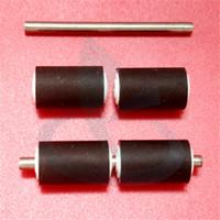 Stampante a getto d'inchiostro Allwin umana Xuli Konica 512 carta Rullo di gomma rulli di pressione Yaselan Niprint rullo della carta 10pcs / lot