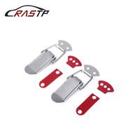RASTP-الفولاذ المقاوم للصدأ الوفير هوك الأمن الدائم كليب قفل كيت كليب خطة الصحة والسلامة السيارة سرعة الافراج السحابة الحجم M RS-ENL019