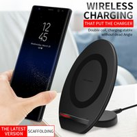 10W Wireless Charger Convertible Pad Stand Faster quick char...