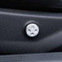 Asiento cromo del coche interruptor de ajuste Panel de ajuste de la cubierta para Mercedes Benz Clase B C E GLC GLA GLE CLA CLS W205 W213 W207 Coupe