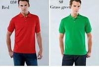 Polo Mens Clothing Poloshirt shirt Homens crocodilo Mistura do algodão de manga curta Casual respirável verão respirável Sólidos Roupas Masculino Tamanho S-6XL