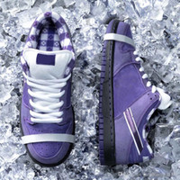 2019 Released Authentic Concepts x Dunk SB Purple Lobster Wo...