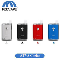 Authentic ATVS Caelus Box Mod Battery 650mAh Variable Wattag...