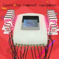 Macchina portatile di perdita di peso del laser di lipo mini da vendere / macchina di lipolaser di uso domestico di perdita di peso leggero di lipo CE / DHL