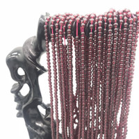 New products mozambique garnet polished decorative beads for...