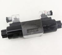гидравлические распределительные клапаны трехпозиционные 4-ходовые регулирующие клапаны DSG-01-3C60 DC 24v электромагнитные распределительные клапаны