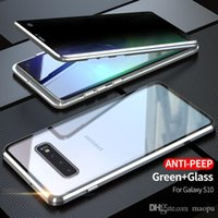 Magnetic Adsorption Metal For samsung galaxy s20 ultra case ...