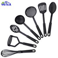 7Pc Heat Resistant Nylon Cookware Set Nonstick Cooking Tools...