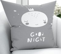 Else Gray White Good Night Prince Stars 3D Print Microfiber ...