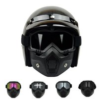 New VCOROS Modular Mask Detachable Goggles And Mouth Filter ...
