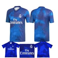 Top quality Real Madrid Digital Fourth Shirt Soccer Jersey 2...