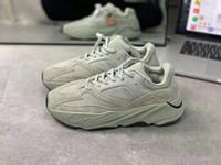 2020 corredor de la onda de malva La inercia de los zapatos corrientes de Kanye West zapatos de diseño estáticos La alta calidad analógica Sal Deportes zapatilla de deporte Tamaño 36-46