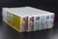 Cartucho de tinta D3000 de 6 piezas, cartucho de tinta de impresora D3000 con chip, cartucho de tinta recargable D3000 vacío para impresora Epson Surelab