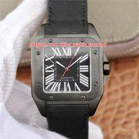 6 Style Hot Selling Meilleure qualité V6 usine 38mm SAN100 Bands en cuir Asie manger 2892 Mouvement Mécanique automatique Montres de montre pour hommes