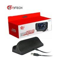 Syytech Charger Station Dock Carregamento Suporte Suporte Suporte para Nintendo Interruptor Console Controlador Gamepad USB Type-C