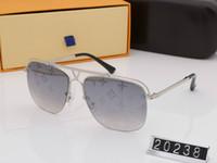 2019 New Men and Women Sunglasses fashion Luxury Aviator- Sty...