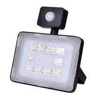 LED Floodlight 30W AC110-120V Outdoor Lighting Reflector LED Flood Light Spotlight Projector Streetlight Exterior