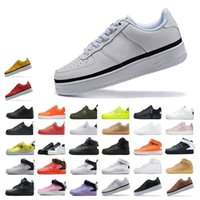 Più nuovi pattini High Low Cut Dunk mosca coda 1 One Womens Mens Runners Atletica Casual scarpe da skateboard Utility Sneakers Multi Colori
