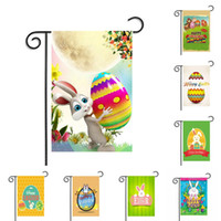 Flags Garden Flag Banners Thanksgiving Day Easter Balcony Ho...