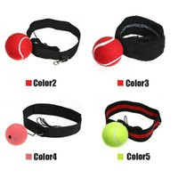 Boxing Speed Training Ball Boxing Reflex Ball Fight Punch Ex...