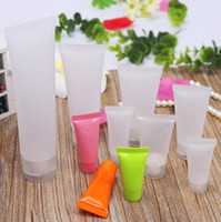 50ml Screw Cap Flip Cap Cosmetic Soft Tube plastic Lotion Co...