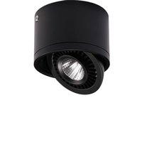الخيالة COB الصمام أسفل الخفيفة 18W 10W 7W 3W سطح السقف الصمام مصباح بقعة ضوء 360 درجة دوران LED أسفل الأضواء AC85-265V