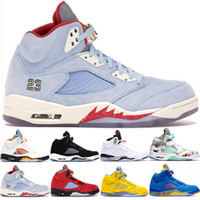 Nike Air Jordan Retro Gym Red Bulls 12 12s Uomo Scarpe da basket CP3 Class of 2003 Michigan University Blue College Blu scuro Mens Trainer Sport Sneaker Taglia 8-13