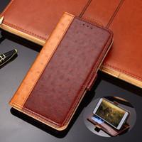 Супер тонкий старинные страус шаблон карты держатель откидная крышка бумажник кожаный чехол для iphone Xs Max XR