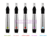 Newest Rechargeable Dermapen Micro Needle Therapy Derma Pen ...