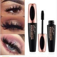 4D Fibre Silk Lash Mascara Waterproof Rimel 3d mascara pour cils Extension noir épais Allongement Lashes Eye Cosmétiques coréen