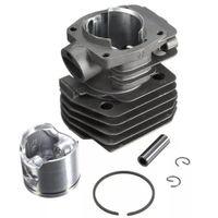 Kit de tronçonneuse à anneau de piston de cylindre de 44mm pour Husqvarna 350 346 351 353