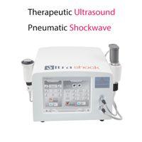 الموجات فوق الصوتية آلة العلاج الطبيعي خارج الجسم صدمة موجة العلاج المحمولة بالمستخدمين الموجات فوق الصوتية معدات لتخفيف الآلام تصميم أنسنة