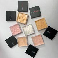 العلامة التجارية Maquiagem ماكياج مسحوق الأساس ماركة ماكياج 5 ألوان خبز مسحوق مناسب جدا للصيف شحن مجاني