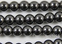 F3522 8mm Gute Schwarze Hämatit Lose Kugel Perlen Kristall Erkenntnisse Fit DIY Armband Perle für Armband Hotsale DIY Erkenntnisse Schmuck w62