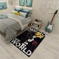 카펫 유럽 스타일 거리 카펫 바닥을 유지 whhite 캐슈 꽃 ofof 공동 카펫 장식 IKK 유행 디자이너 매트