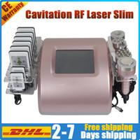 Cavitação lipolaser gordura perda ultra-sônica RF vácuo aperto gordura gordura corpo esculpendo a remoção de celulite rádio emagrecimento