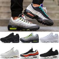 انخفاض الشحن بالجملة الاحذية الرجال وسادة OG أحذية رياضية أصيلة جديد المشي خصم الأحذية الرياضية حجم 40-46