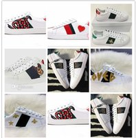 Ace Shoes Designer Shoes Casual Sneakers brand embroidery be...