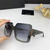 2020 de Moda de Nova Top Women Luxury Designer óculos oversized elegante Praça Óculos Anti refelction-de-rosa dos óculos de sol 1044