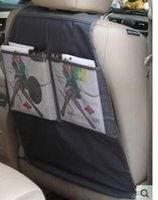 Araba koltuğunun arkasındaki anti-Kick Pad araba çocuk koruma arkasındaki kaymaz ped