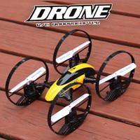 2.4 G четырехосный летательный аппарат ударопрочный БПЛА земля-воздух двойного назначения летательный аппарат дистанционного управления игрушечная модель