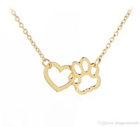 جديد موضة القلب باو كسل سحر قلادة قلادة مجوهرات الذهب / فضي اللون مجوهرات سبائك الزنك