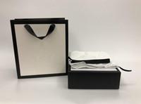 2020 حار بيع جديد 3.4 سنتيمتر 3.8 سنتيمتر إمرأة أسود حزام جلد طبيعي الأعمال أحزمة الأعمال الخاصة مربع الغبار حقيبة هدية ورقة حقيبة فاتورة الشريط