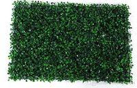 NEW 40x60cm الأخضر العشب الاصطناعي النباتات العشب حديقة زخرفة البلاستيك مروج السجاد للحصول على الحائط حفل زفاف عيد الميلاد الديكور