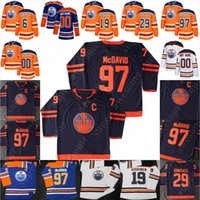 Edmonton Oilers Jersey Adam Larsson Matt Benning Kris Russell Jesse Puljujarvi Kyle Brodziak Colby Cave Sam Gagner Josh Archibald Mike Smith