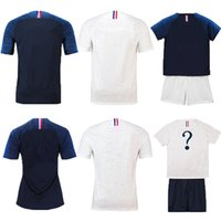 Family Matching Outfits Football Jersey France Home Away Spo...